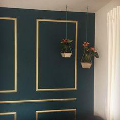 Living Room Green, Living Room Decor, Bedroom Decor, Decoration Chic, Home Design Floor Plans, Master Bedroom Interior, Wall Decor Design, European Home Decor, Elegant Living Room