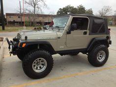 Jeep : Wrangler RUBICON TJ