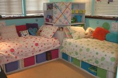 would love to have something like this for our foster care room when we get started.