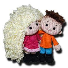 Puppen - Kostenlose Pdf Anleitung - click das gewünschte Bild