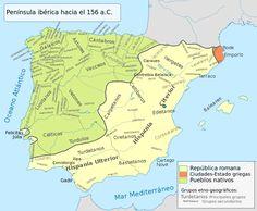 Iberia 156BC-es - Conquista de Hispania - Wikipedia, la enciclopedia libre