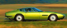 1992 Maserati Ghibli
