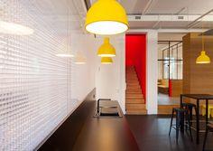 IONDESIGN GmbH: Interior design. Smartdigital office of Wall AG Berlin, Friedrichstraße