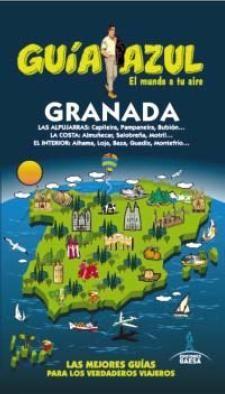 Granada Guía Azul