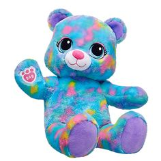 Colorburst Bear | Build-A-Bear