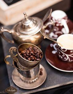 silver coffee service