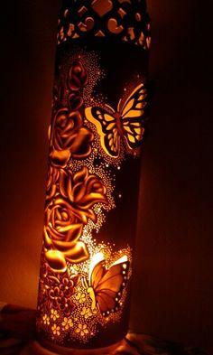 Floral com borboletas