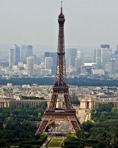 Top 4 Vacation Spots - Greece, Scotland, Brazil, Paris.  Hawai'i is already home.