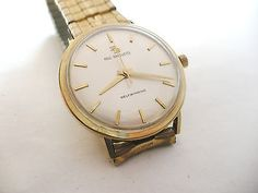 #Fabulous~vtge paul #breguette(ebel) automatic mens executive #wristwatch~1960's,  View more on the LINK: http://www.zeppy.io/product/gb/2/391297618108/