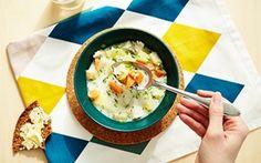 Helppo kalakeitto / Easy fish soup