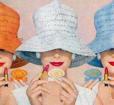 Max Factor Ad 1959