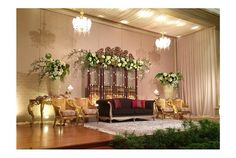 Simple decoration for pelaminan wedding preps pinterest classic javanese decor junglespirit Images