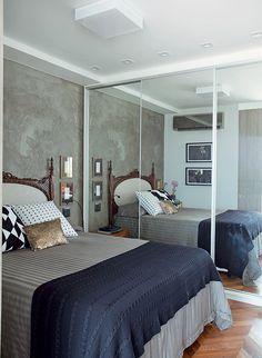 Arquiteta troca espaço de 115 m² por apê pequeno de 44 m². E está amando!