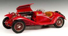 279: Pocher Alfa 8C2600 Mille Miglia/ Ferrari Model : Lot 279