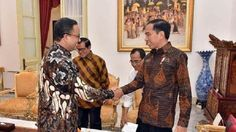 Ada Perang Simbol dalam Pertemuan Anies  Jokowi Ini Maknanya Menurut Burhanuddin Muhtadi