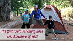 Ever taken a solo parenting road trip adventure with your kids? That's what this mom's got planned for the summer. Come follow along on their journey.