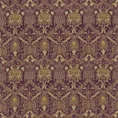 The Original Morris & Co - Arts and crafts, fabrics and wallpaper designs by William Morris & Company | Products | British/UK Fabrics and Wallpapers | Granada (DMCOGR204) | Morris Volume V