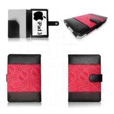 RokStar™ Case & Cover for Apple iPad 2 or 3 in Red $17.95