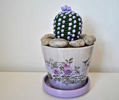 Tutorial cactus ganchillo loreak