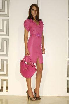 Versace Resort 2008 Collection Photos - Vogue