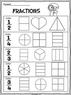 Fractions Practice Page Madebyteachers 2 Fractions Math Worksheets Fractions Math Worksheets - There are lots of reasons why you would ne. Math Fractions Worksheets, Learning Fractions, First Grade Math Worksheets, Second Grade Math, School Worksheets, Teaching Math, 1st Grade Homework, Maths Worksheets For Kids, Fractions Of Shapes