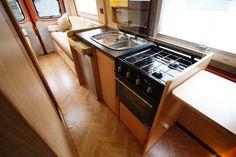 Saint Tropez Van Conversion Kitchen