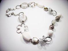 Zandstorm: Fantasieketting (Juwelen,halsketting)