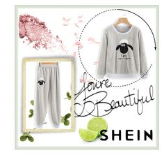 """""""SHEIN"""" by elma11a ❤ liked on Polyvore featuring Martha Stewart"""
