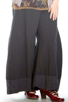 Buttonwillow Tab Pant, UnPrinted : Blue Fish Clothing