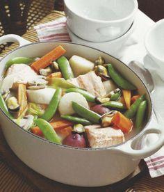 Seafood Pot-au-Feu