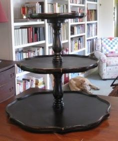 Image result for tall craft lazy susan