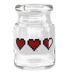 Legend of Zelda Apothecary Jar Nintendo Gaming Accessories