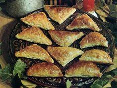 News.Az - Flaky pastry lamb pasties