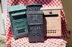 mail box collection 6 (96 pieces)