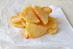 patate fritta,patate croccanti,patate,le ricette di tina
