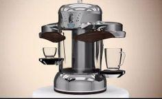 Gain d'énergie : La machine à café du futur est avancée!