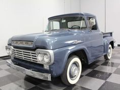 1959 Ford F-100 292 CI V8 w/ Cruise-o-matic