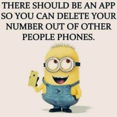 Minions have now millions of fans around the globe and they are actually getting over the internet by storm, they are cute, adorable do stupid things and are hell of fun . So here are some great Funny Minions quotes, enjoy them! Minion Humour, Funny Minion Memes, Grumpy Cat Humor, Minions Quotes, Minion Sayings, Cartoon Humor, Hilarious Memes, Funny Shit, Funny Stuff