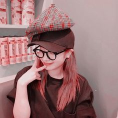 kim dahyun twice asthetic Korean Aesthetic, Red Aesthetic, Aesthetic Photo, Aesthetic Pictures, Kpop Girl Groups, Kpop Girls, Korean Girl, Asian Girl, Nayeon