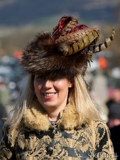 Festival of fancy hats in Dorset - would you put this on your head 5