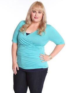 Rebel Wilson.. she is awesome