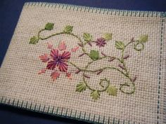 Embroidery advice and tutorials.