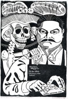 José Guadalupe Posada y la Catrina | Detrás de cada revista ...