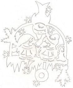 Особое место среди зимних вытынанок занимают животные и птички. В канун Нового года и Рождества люди стараются разделить свою радость с другими живыми существами. В Скандинавских странах устраиваю…