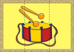 Puzzles For Kids, Thinking Skills, Pre School, Projects For Kids, Printables, Infant Activities, Learning Activities, Musical Instruments, Games