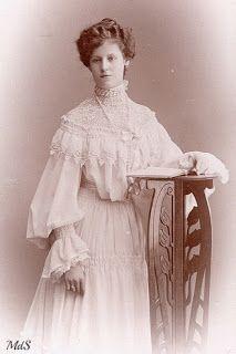 .História da Moda.: A Moda e o Tempo: Mulheres Vitorianas