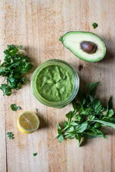 Vegan Green Goddess Dressing -2
