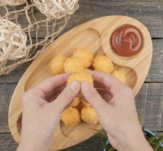 Простые и вкусные блюда: Сырные шарики