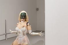 Female figure (2014) - Jordan Wolfson