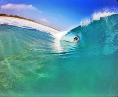 PIPELINE surf team member Ikaika Freitas having some fun on a Aloha Friday.